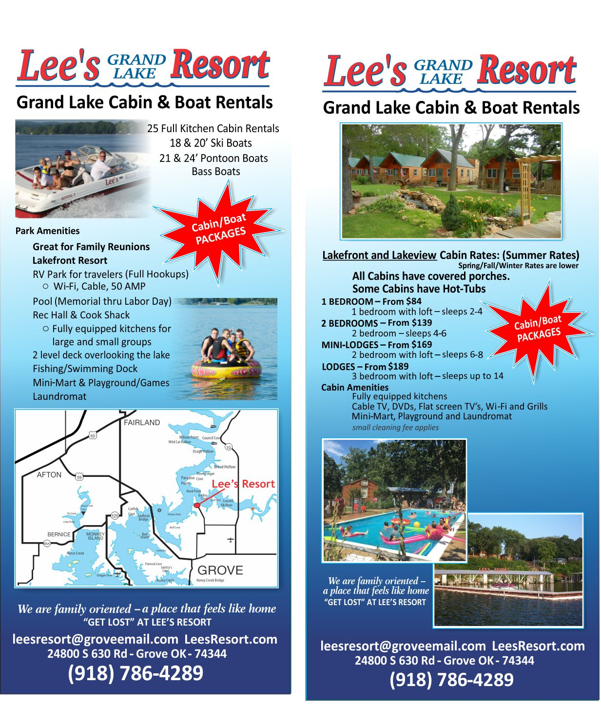 Eagles Landing Resort And Recreation Is Northeastern Oklahoma S Premier With Cabins Rv Sites Under New Ownership We Have Upgraded The Property