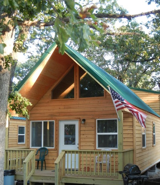 Lee S Grand Lake Resort Grove Oklahoma Cabin Pictures